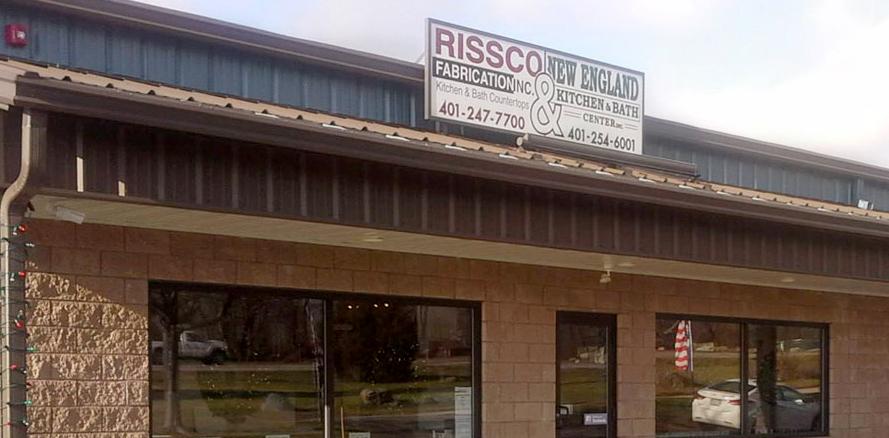RISSCO Fabrication shop front