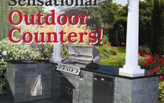 Beautiful Outdoor Countertops! ✨ 6