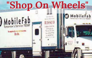 Our MobileFab Shop On Wheels! 3